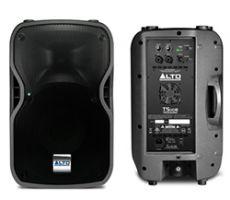 Обзор системы акустики Alto TS110A
